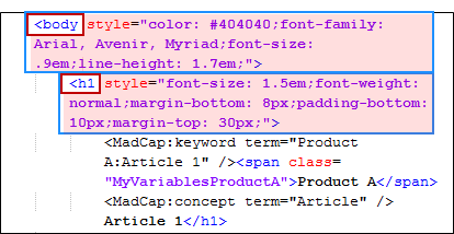 Determining the output type topic markup fandeluxe Images