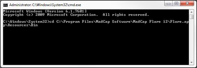 Troubleshooting html help issues cprogram filesmadcap softwaremadcap flare 12flareresourcesbin fandeluxe Images